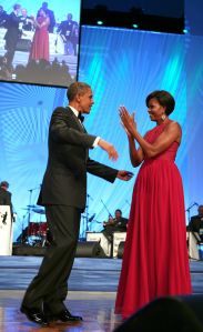 President Obama Attends Phoenix Awards Dinner