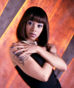 "Lisa ""Left Eye"" Lopez Portrait Session"