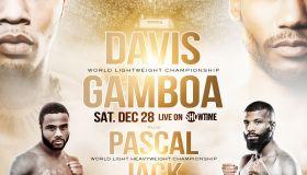 Mayweather Promotions: Davis Vs. Gamboa