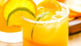 Sunny Orange Margarita