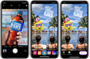 Pepsi #Summergram & 4 Giant Summer-Themed Inflatables