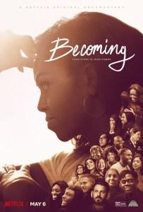 Michelle Obama 'Becoming' Netflix