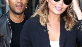 Chrissy Tiegen, John Legend,
