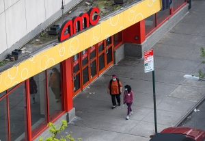 Closed AMC Theater