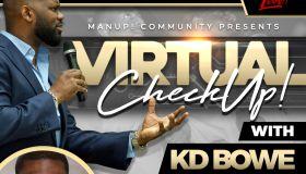 ManUP! Community Presents | Virtual Check Up!