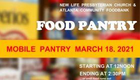 New Life Presbyterian Church & Atlanta Community Food Bank | Mobile Food Pantry