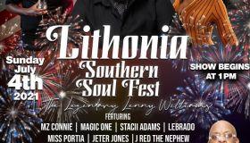Lithonia Southern Soul Fest!