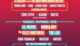 One Music Fest Radio One Atlanta 2021