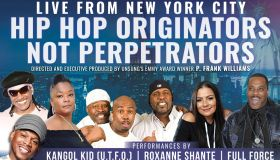 Reunions TV   Live From NYC Hip Hop Originators Not Perpetrators Hosted By Sway Calloway