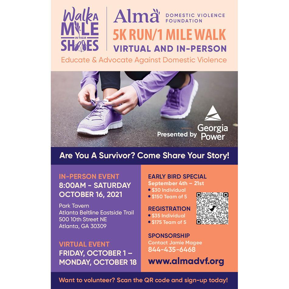 Walk a Mile in Their Shoes Radio One Atlanta